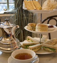 Camellia's Tea House - Speciality tea rooms and gift shop