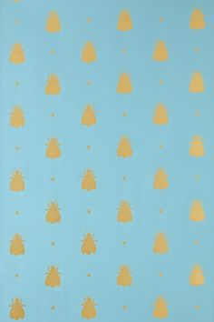Bumble Bee BP 555 - Papiers Peints - Farrow & Ball