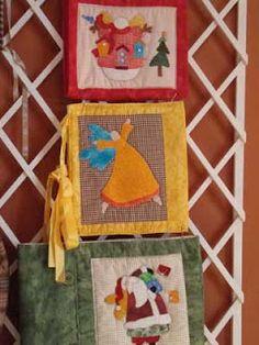 Karla Knorr Arte feita à mão: Projetos das aulas de Patchwork!!!