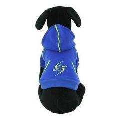 Sport Dog Hoodie - Nautical Blue