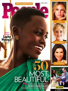 Lupita Nyong'o Converses With Her Beauty Icon Alek Wek [VIDEO]