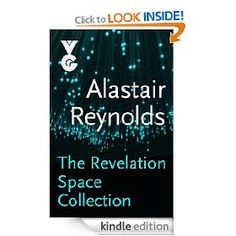 """Revelation Space"" and ""Chasm City"" by Alastair Reynolds - recommended by Alex in Episode 26"