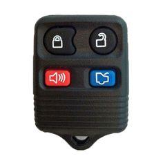 FORD EXPLORER 4 Button Remote Keyless Entry Key Fob