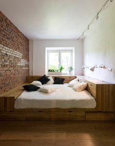 Трехкомнатная квартира в Москве, 80 м²