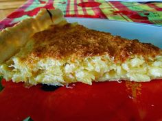 Pomme Cannelle: Tarte Antillaise ananas coco