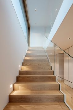 Villa in Bäch Haus Stairway Decorating Bäch Haus Villa Home Stairs Design, Interior Stairs, Design Your Home, Stairs In Living Room, House Stairs, House 2, Attic Stairs, Basement Stairs, Modern Stairs