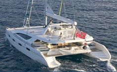 Sailing Catamaran Akasha 76 ft Rates: $46,800.00 – $ 49,900.00 weekly Summer Location: Caribbean Virgin Islands, Caribbean Leeward Islands Winter Location: Caribbean Virgin Islands