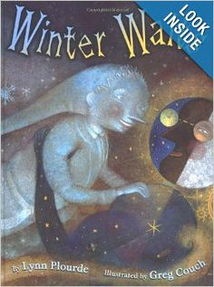 Winter Waits: Lynn Plourde, Greg Couch: 9780689832680: Amazon.com: Books