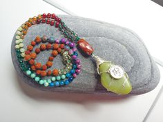 Unique Custom Mala Made Just For You by AngieBeeHotz on Etsy Tell me what stones you love, what colors represent you, and what symbolism speaks to your heart. What Colors Represent, Namaste Yoga, Statement Jewelry, Coin Purse, Wallet, Trending Outfits, Unique Jewelry, Handmade Gifts, Breathe