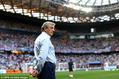 Roy Hodgson has come in for huge criticism after the woeful defeat, but players must take the blame too England Euro 2016, England Players, Uefa Euro 2016, European Championships, English, France, Blame, Men, Guys