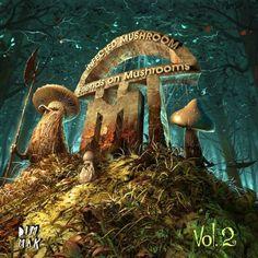Infected Mushroom 2 Album Cover