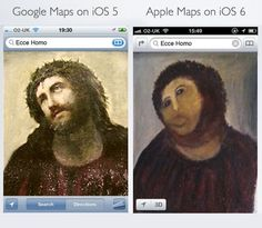 Wrong turn: Apple's buggy iOS 6 maps lead to widespread complaints | The Verge