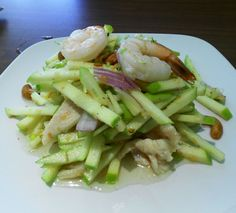 Thai apple coconut salad - just discovered this and it is amazing!!!!