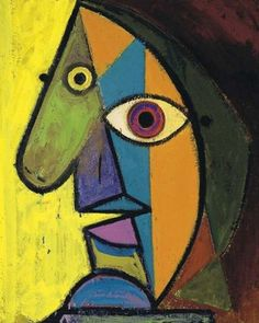 View Portrait de Picasso by Dora Maar on artnet. Browse upcoming and past auction lots by Dora Maar. Portraits Cubistes, Cubist Portraits, Picasso Portraits, Portrait Paintings, Indian Paintings, Picasso Famous Paintings, Art Picasso, Picasso Dora Maar, Cubism Art