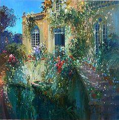 Предлагаю вашему вниманию замечательные картины современного французского художника-импрессиониста ЛОРАНА ПАРСИЛЬЕ (род. в 1962 г.), которые интересны…
