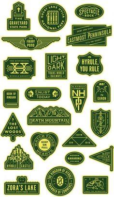 Zelda signs