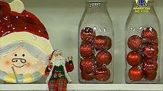 Saiba como decorar sua mesa para o Natal! - YouTube