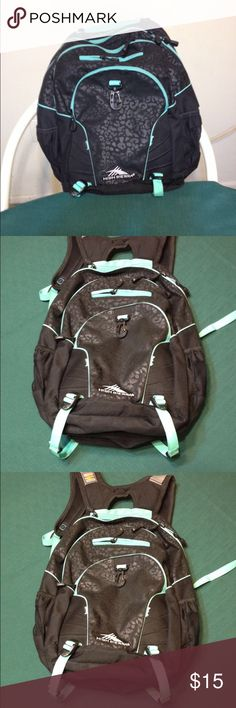 High sierra backpack Used Bags Backpacks