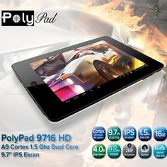 Poly Pad 9716 HD Android Tablet Pc Siyah   http://www.724tikla.com/product/poly-pad-9716-hd-android-tablet-pc-siyah-362158