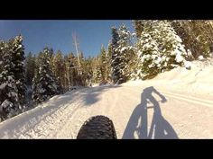 When in Rome, do as the Romans do.especially if the friendly locals are ripping fat bikes around town. While on Holiday, we happened upon a fat biking expe. Mccall Idaho, Fat Bike, Biking, Daydream, Rome, Country Roads, Adventure, Places, Youtube
