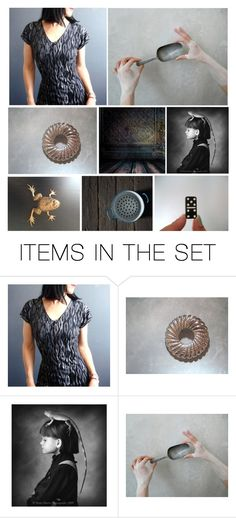 """""""C H R I S T M A S . in July...or, Bake Me a Cake...Yes, Yes, Yes!"""" by westernartglass ❤ liked on Polyvore featuring art"""