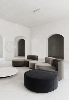 Interior Design Minimalist, Home Interior Design, Interior Architecture, Interior Modern, Interior Livingroom, Minimal Home Design, Modern Decor, Minimalist Living, Minimalist Decor