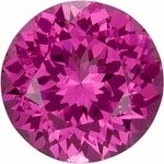 This Genuine Spinel Gemstone Displays a Vibrant Rich Pink, Mahenge Material. Excellent Clarity, Cut And Life. A Great Pop Of Color, Super Bright And Lively In A Very Popular Size.NOTE For a personal detailed description of this beautiful Pink Sapphire gemstone, including video, please contact us and it will be quickly provided to you.NOTE The very facets that create the beautiful sparkle in a gemstone may create optical illusion white or dark/black spots and areas, or uneven coloring when a…