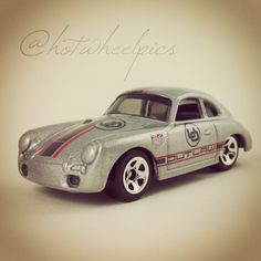 Porsche 356A Outlaw - 2016 Hot Wheels - HW Showroom