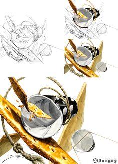 Realistic Drawings, Design Art, The Originals, Image, Drawings