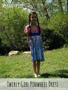 4f93f08968 Fun TwirlyGirl Pinwheel Dress  productreview  TwirlyGirl - Dresses for  Tweens