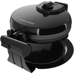 Black and Decker Flip Rotating Waffle Maker