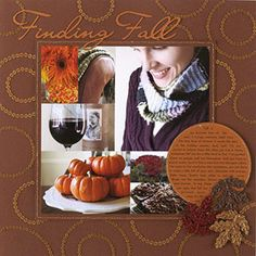 Finding Fall-document Autumn decorating