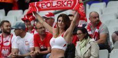 EN IMAGES. Les belles de l'Euro 2016