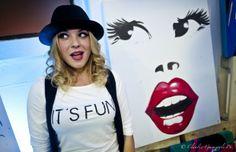itsfuntobehappy #EVENT The Exhibition, Emanuela Stagni paints ~Marta~