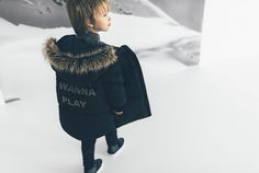 ZARA - #zaraeditorial - EDITORIALS - COLD DAYS | KIDS