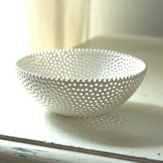 Mini Berry Bowl by Isabelle Abramson Ceramics Available Work
