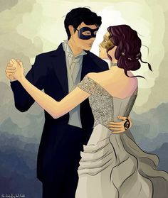 Tessa Grey & Will Herondale