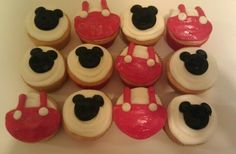 Micke mouse cupcakes