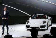 """Dlaczego szef Porsche mówi """"nein"""" autonomicznym samochodom?"""