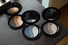 Color Attraction Sombra Trio da Eudora #eyeshadow