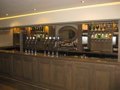The Charter Bar, Moor Hall Hotel & Spa