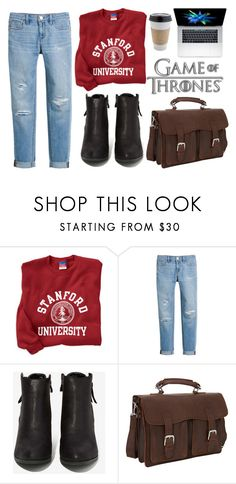"""female sam winchester stanford au"" by buesosanchez ❤ liked on Polyvore featuring White House Black Market, N.Y.L.A., Vagabond Traveler and OUTRAGE"
