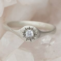 My Ray of Hope. This is what the Sunburst Ring Represents to me...