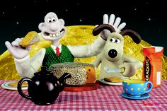 la grande excursion - wallace-and-gromit