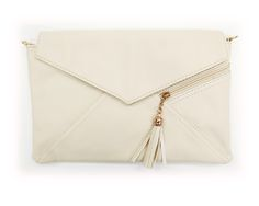 Clutch Bag with Tassel Cream http://www.megapui.com/index.php?id_product=341&controller=product&id_lang=1#/color-ivory