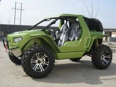 This is MY kind of dune buggy!