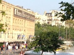 Catalonia Museum of Cultural history in Barcelona on the waterfront @TasteLiveGo