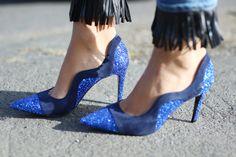 New Gordana Dimitrijevinc heels, perfect for fashion week!