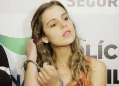 BLOG DO MARKINHOS: Ladra Gata descobre que está grávida após ser pres...