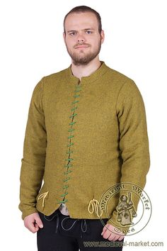 Wool doublet from Medieval Market